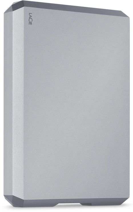 LaCie Mobile Drive 5TB USB 3.1 Space Gray