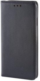 Mocco Smart Magnet Book Case For LG X Cam Black