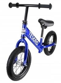 Balansinis dviratis Tesoro PL-12 Blue Mettalic