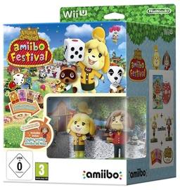 Animal Crossing: Amiibo Festival Incl. 2 Amiibo And 3 Cards Wii U