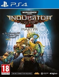 Warhammer 40,000: Inquisitor – Martyr PS4
