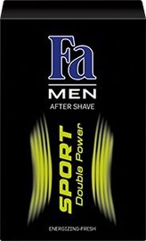 Pēc skūšanās losjons Fa Men Sport Double Power, 100 ml