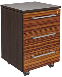 Skyland Office Cabinet MMC-3D Brown/Wenge