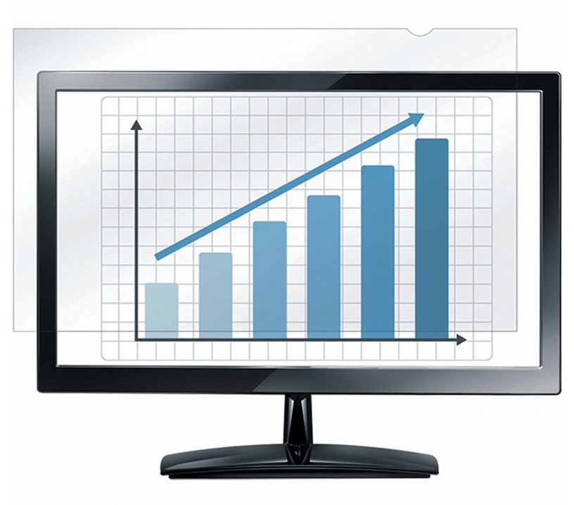 """Fellowes PrivaScreen Privacy Filter 24.0"""" Widescreen 16:09"""