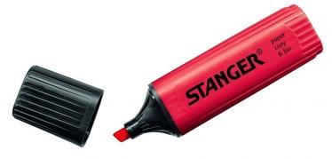 Marķieris Stanger Highlighter 1-5mm 10pcs Red 180003000