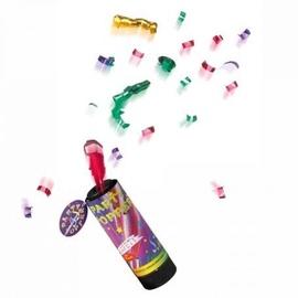 Konfetti Party&Deco Confetti Cannon Small 4pcs