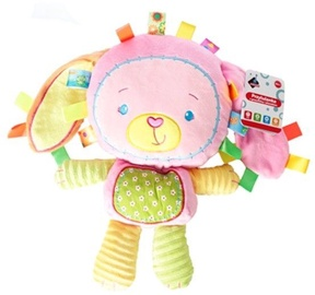 Askato Cuddly Toy With Rattle And Pipe Hare 104386