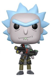 Funko Pop! Animation Rick And Morty Weaponized Rick 172