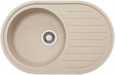 Franke ROG 611 Sink Beige Pop-Up