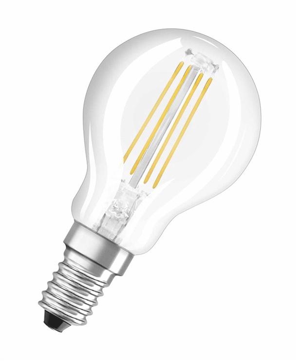 Spuldze Osram LED, 4W, burbuļforma