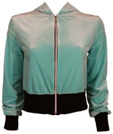 Джемпер Bars Womens Sport Jacket Green/Black 77 M