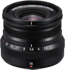 Fujifilm Fujinon XF16mmF2.8 R WR Black