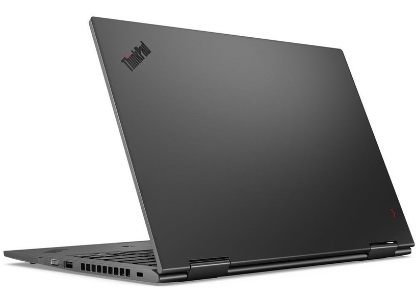 Nešiojamas kompiuteris Lenovo Yoga ThinkPad X1 4 Iron Gray 20QF00ADPB PL Intel® Core™ i7, 16GB, 512GB, 14""