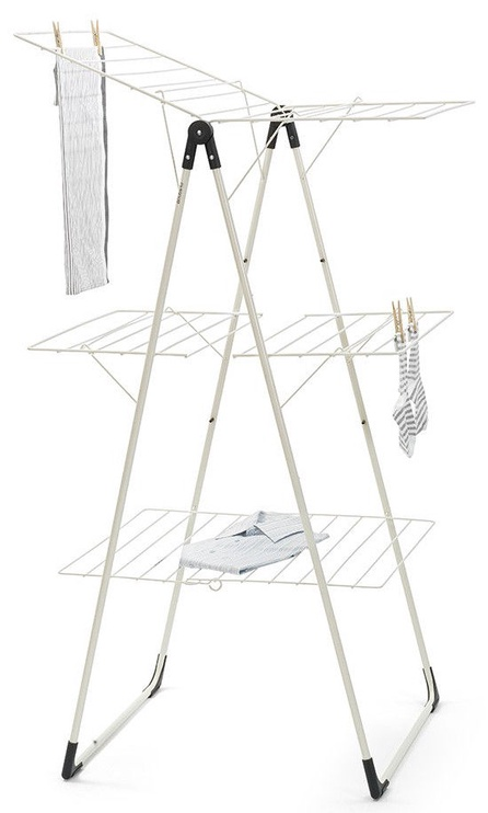 Brabantia Tower Drying Rack 23m Ivory