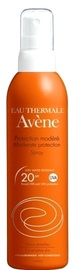 Avene High Protection Sunscreen Spray SPF20 200ml