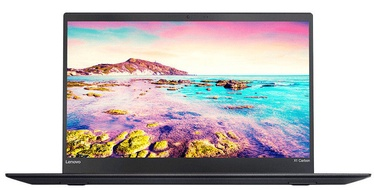 Nešiojamas kompiuteris Lenovo ThinkPad X1 Carbon 5 20HR0067PB