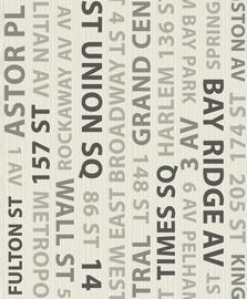 Viniliniai tapetai Rasch Sightseeing 432817