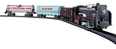 Dromader Train Orient With 3 Wagons 3046