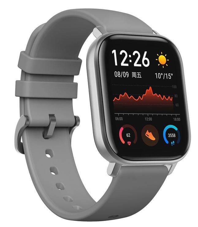 Умные часы Amazfit GTS Grey, серый