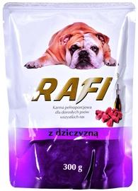 Dolina Noteci Rafi Wet Dog Food Venison 300g