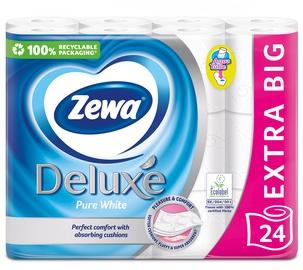 Tualetinis popierius Zewa Deluxe, 24 vnt