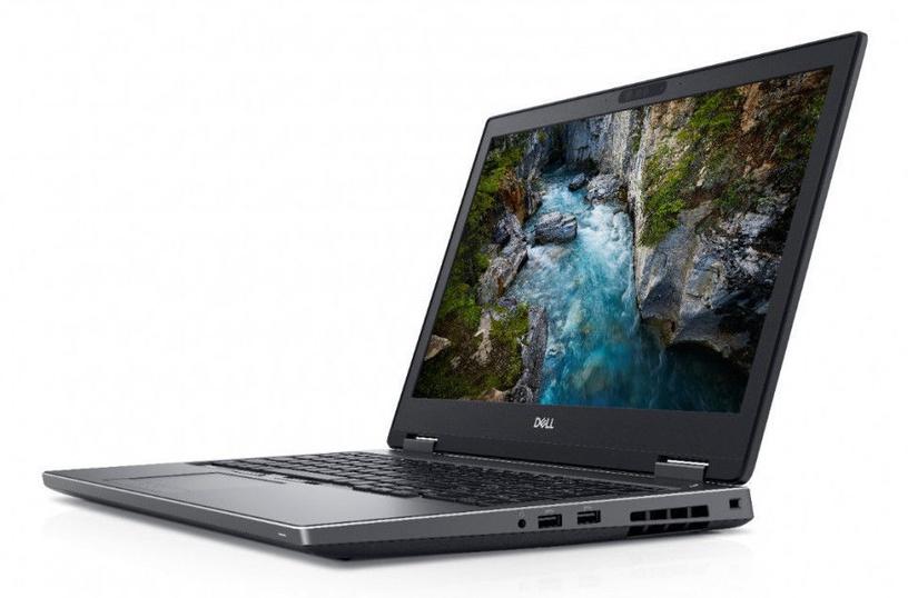 Dell Precision 7540 Black i9 16/512GB RTX3000 W10P