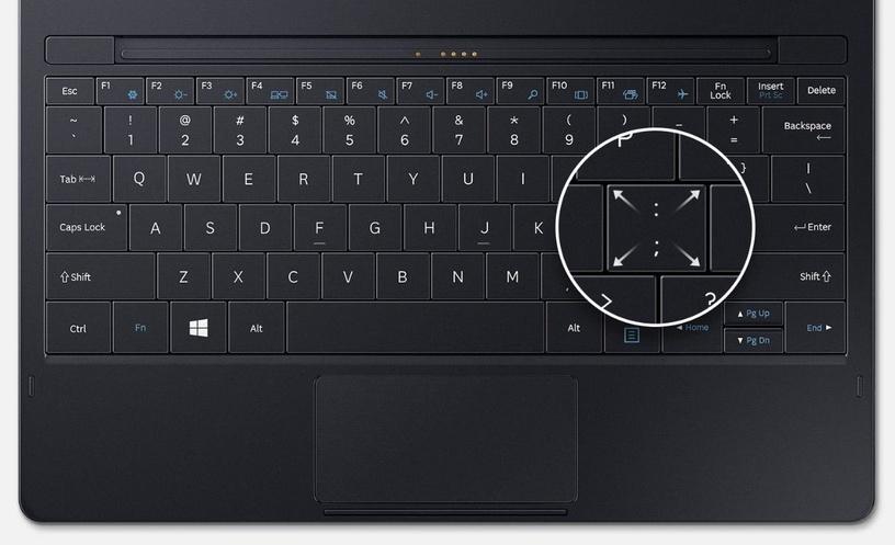 Samsung Galaxy TabPro S 128GB WiFi LTE W10P Black