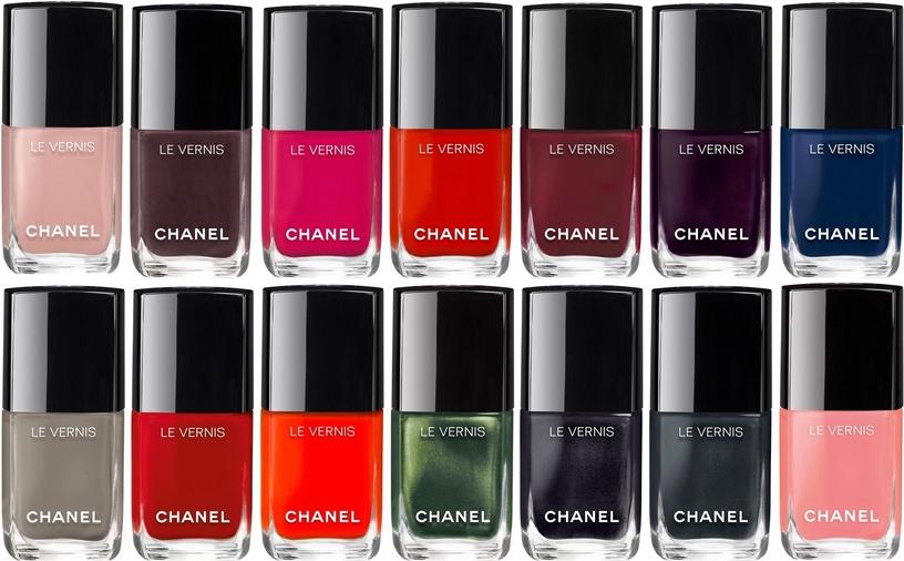 Nagų lakas Chanel Le Vernis Longwear 18, 13 ml