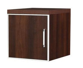Bodzio BS45 Wardrobe Extension Walnut