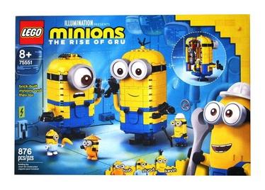 Konstruktor LEGO®PT IP 2 2020 75551 Klotsidest ehitatud Käsilased ja nende koobas