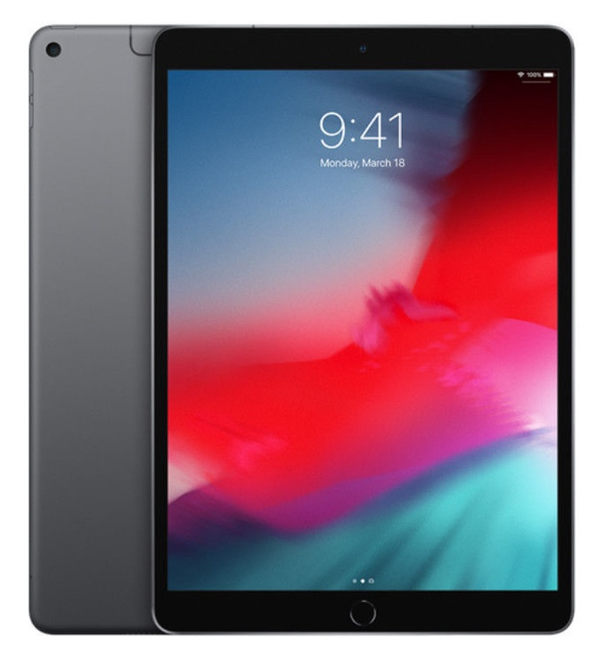Planšetinis kompiuteris Apple iPad Air 3 Wi-Fi LTE 256GB Space Gray