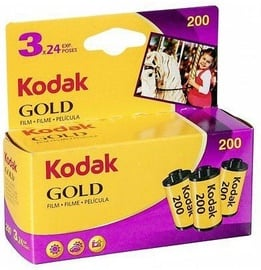 Kodak Gold 200 Color Negative Film 24x3pcs