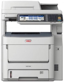 Oki MC760DN Printer
