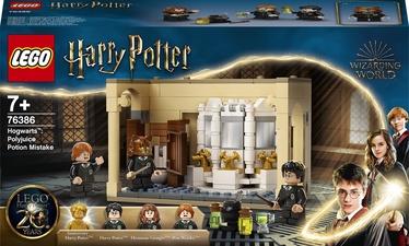 Конструктор LEGO Harry Potter Hogwarts™ Polyjuice Potion Mistake 76386, 217 шт.