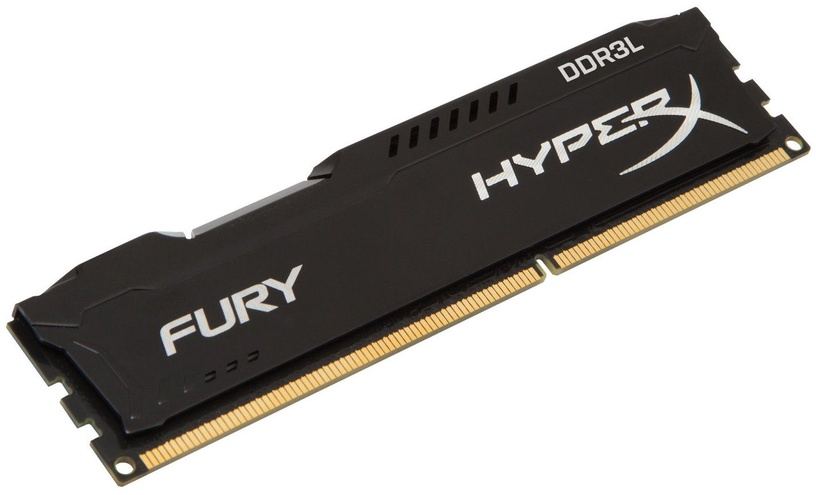 Kingston 8GB 1866MHz DDR3L CL11 HyperX Fury Black HX318LC11FB/8