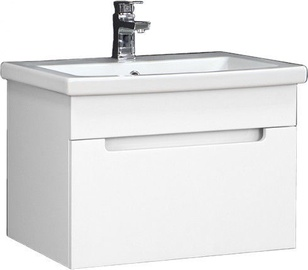 MN Soft 60 Basin Cabinet 565x400x430mm White