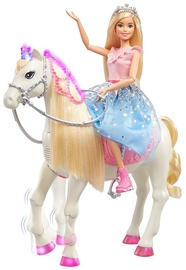 Кукла Mattel Barbie Princess Adventure Prance & Shimmer Horse GML79