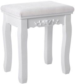Songmics Stool White 28x37x45cm