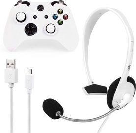 Аксессуар ORB Xbox One S Starter Pack incl. Wired Headset, Skin, Cable, 2 Grip Caps
