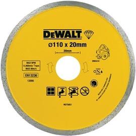 DeWALT DT3715-QZ 110mm Diamond Disc