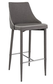 Signal Meble Bar Stool Loco Grey