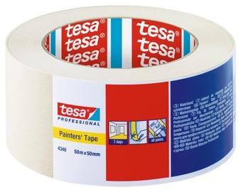 Apsauginė dažymo juosta Tesa, 50 m x 50 mm