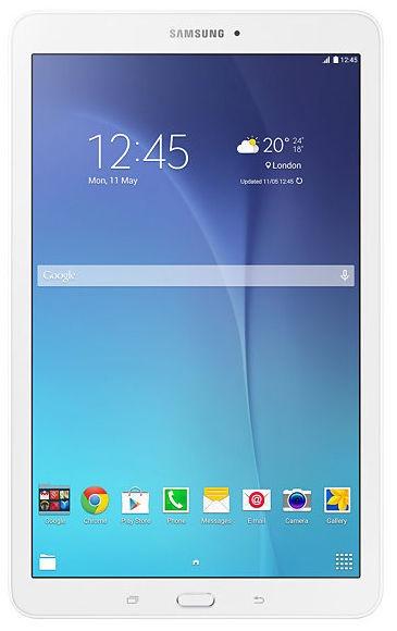 Planšetinis kompiuteris Samsung Galaxy Tab E T561 8GB White