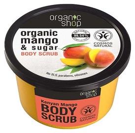 Скраб для тела Organic Shop Kenyan Mango, 250 мл
