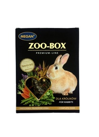 Pašaras triušiams Megan Zoo-Box, 420 gr