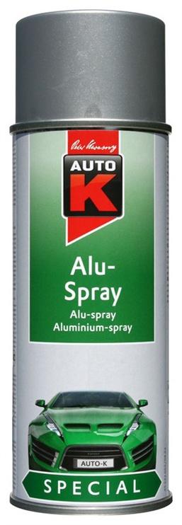 Purškiamasis aliuminis Auto K, 400 ml