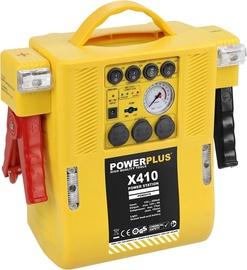 Зарядное устройство Powerplus POWX410 Portable 4in1, 12 В, 6 а