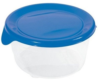 Curver Food Container Round 0,5L Fresh&Go Blue