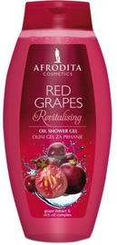 Afrodita Shower Gel Red Grapes 250ml