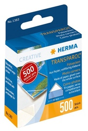 Herma Transparol photo corners 500 pcs